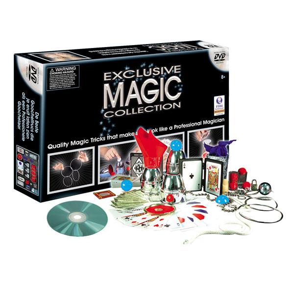 coffret luxe magie dvd king jouet maroc. Black Bedroom Furniture Sets. Home Design Ideas
