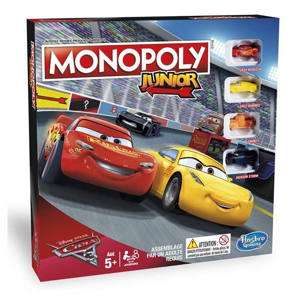 monopoly cars 3 king jouet maroc. Black Bedroom Furniture Sets. Home Design Ideas