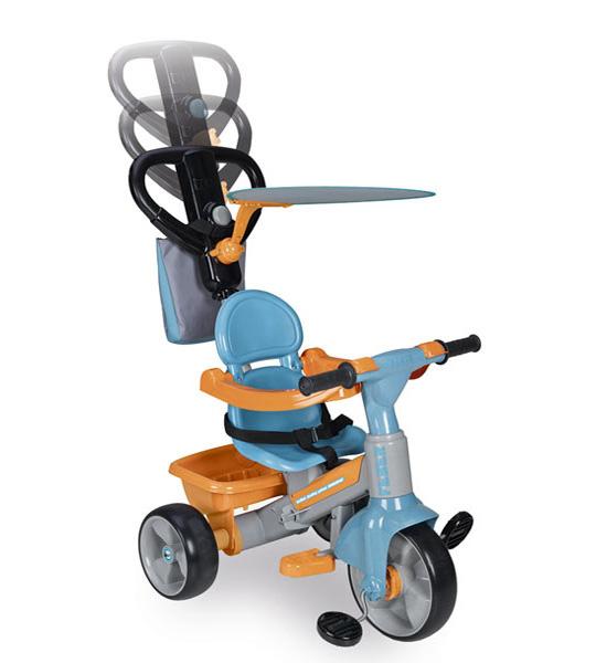 trike baby plus music king jouet maroc. Black Bedroom Furniture Sets. Home Design Ideas