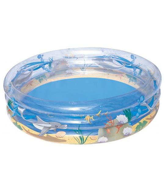 piscine gonflable transparente bestway king jouet maroc. Black Bedroom Furniture Sets. Home Design Ideas