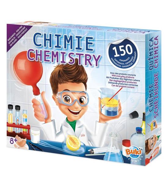 chimie sans danger 150 experiences buki king jouet maroc. Black Bedroom Furniture Sets. Home Design Ideas