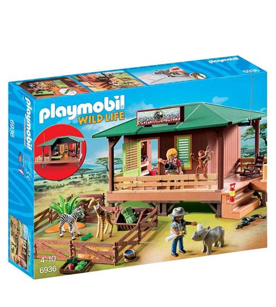 Maroc De Soins Animaux La Pour Jouet Centre Savan King Playmobil F1clKJ