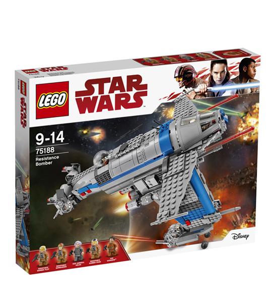 8 Lego Bomber Star Resistance Wars LqMSzVGUp