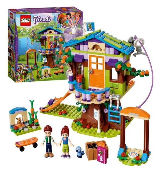 Dans Les Lego Cabane Arbres De Mia La deWCorxB