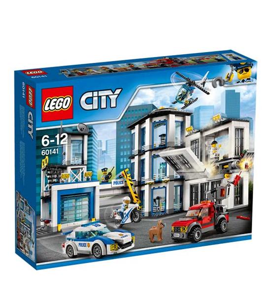 Commissariat De Commissariat Police Lego De Le Le rxBWCedo