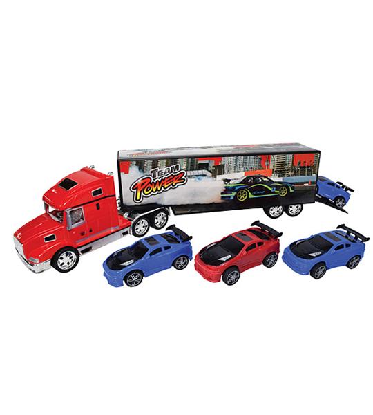 Logitoys Transport 66 Camion Transport Camion Cm FT3Jul1cK