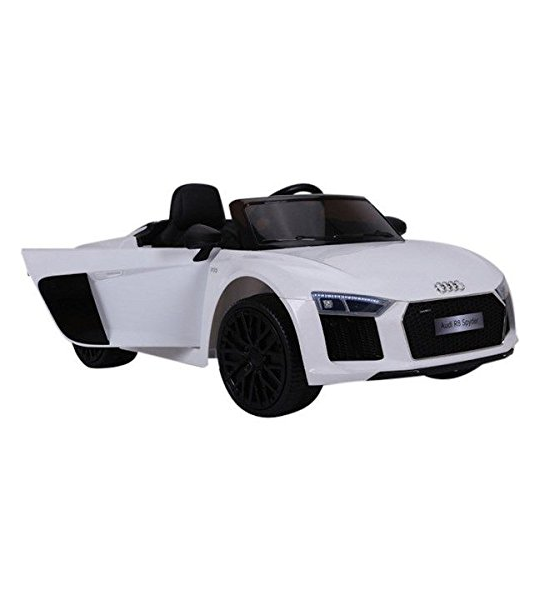 voiture lectrique audi r8 12 v spyder king jouet maroc. Black Bedroom Furniture Sets. Home Design Ideas