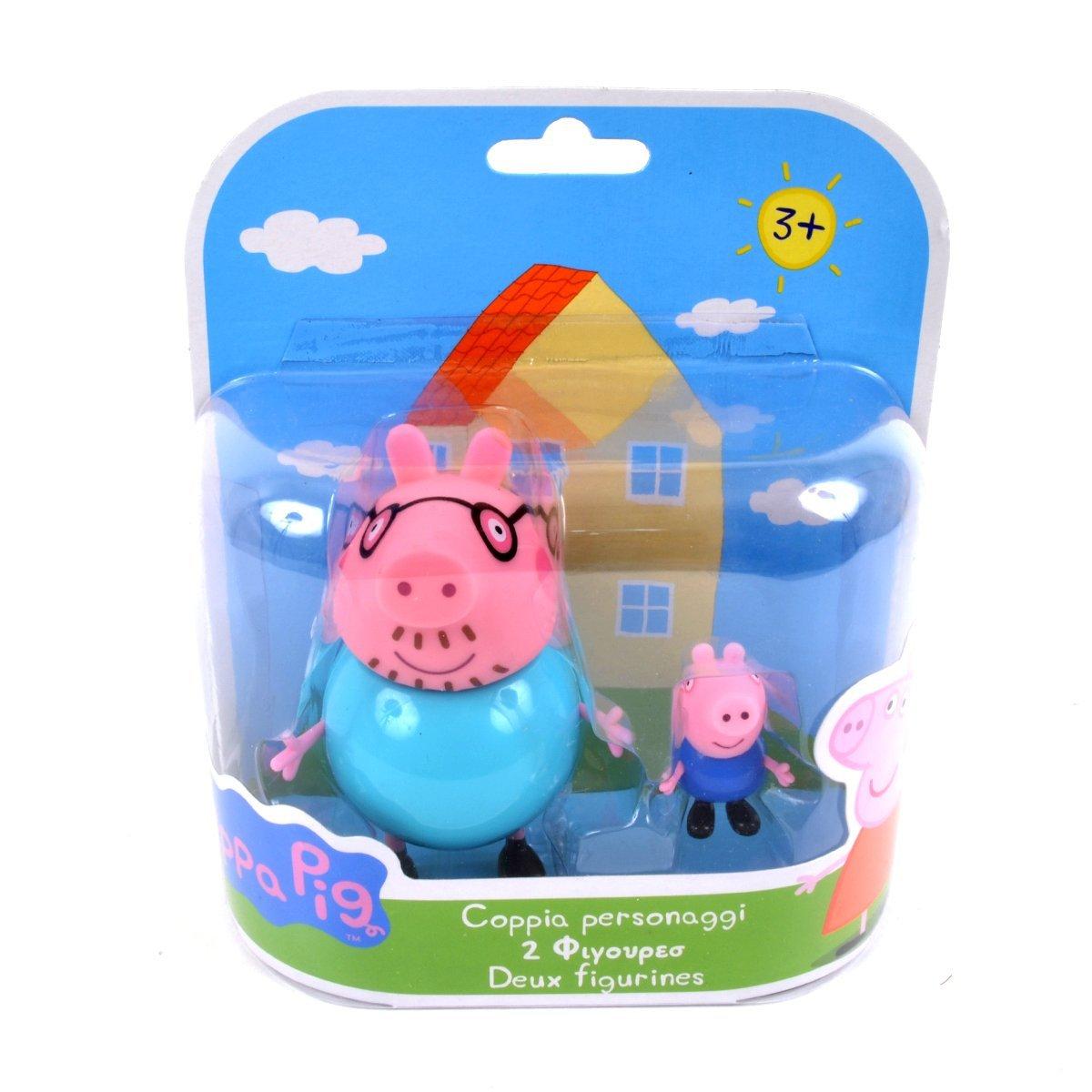 Blister Blister Figurines Peppa 2 Peppa 2 Pig Pig rdCxeoB