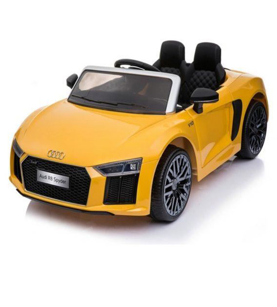 voiture electrique audi r8 spyder king jouet maroc. Black Bedroom Furniture Sets. Home Design Ideas