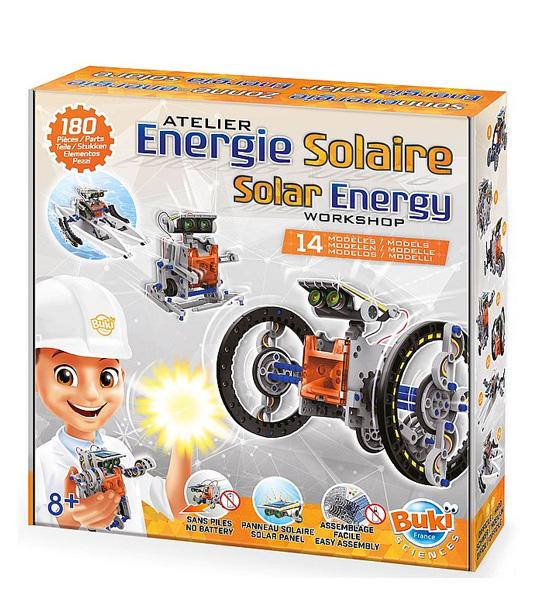 14 En 1 Buki Energie Solaire If7v6Ygyb