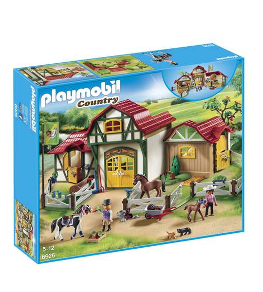 Playmobil D'equitation D'equitation Playmobil Club Club D'equitation Club Playmobil dBxrCoWe
